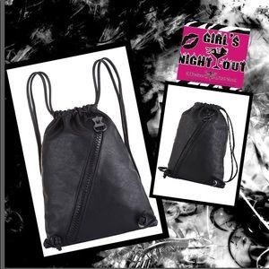 UNISEX- Drawstring backpack